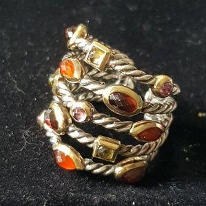 David Yurman Confetti Ring